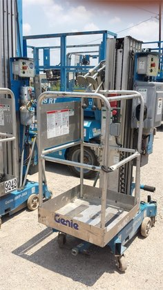 2007 GENIE AWP25S in Youngstown,