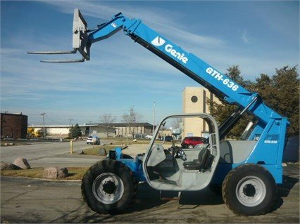 2007 GENIE GTH636 in Bridgeview,