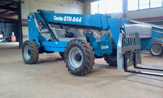 2007 GENIE GTH844 in Overton,