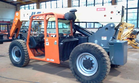 2006 JLG G9-43A in Overton,