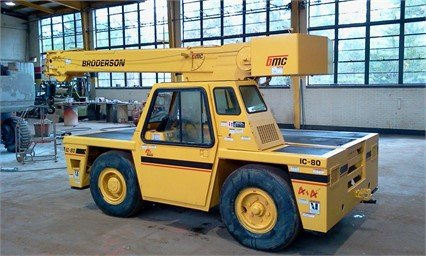 1997 BRODERSON IC80-3E in Overton,