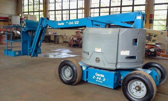 2008 GENIE Z34/22BI in Overton,