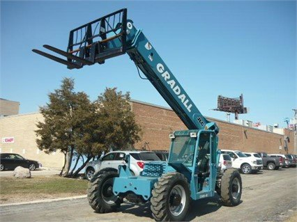 2006 GRADALL 534D-9-45 in Bridgeview,