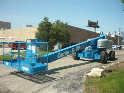2005 GENIE S80 in Bridgeview,