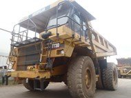 1997 Caterpillar 773D in Rutherford,