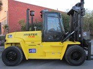 2004 Hyster H13.00YM in Mount
