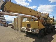 CEK T450 in Dalby, Australia