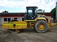 2005 Caterpillar CS663E 17T Smooth