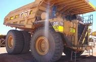 1997 Caterpillar 793c in Hazelmere,