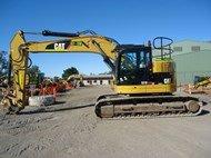 2010 Caterpillar 321D Hydraulic Excavator