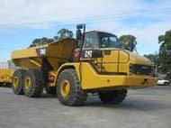 2007 Caterpillar 740 Articulated Dump