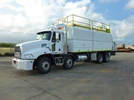 2015 Mack Granite 8x4 Service