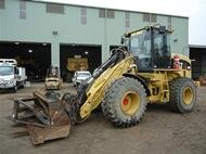 2005 Caterpillar 930G Wheel Loader