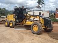 2012 Komatsu GD555-5 in Queensland,