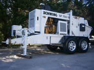 2017 SCHWING SP750-18 TRAILER PUMP: