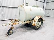 2005 Workmate Water Tank Trailer