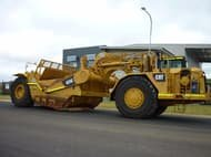 2011 Caterpillar 631G in New