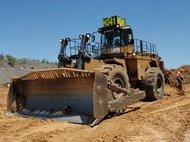 1999 Caterpillar 854G in Toowoomba,