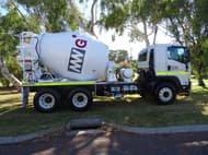 2016 Isuzu FVZ 1400 Cement