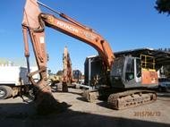 2007 Hitachi ZX250-3 in South