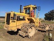 Caterpillar 815B in Penrith, Australia