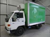 2000 Toyota Dyna 200 Fridge