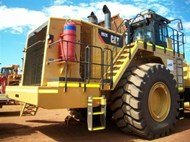 2009 Caterpillar 992K in Toowoomba,