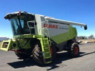 2008 Claas 580R in Dalby,