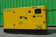 2016 AGRISON 37.5 KVA in