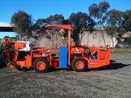 Tamrock Quaser in Kangaroo Flat,