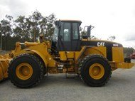 2003 Caterpillar 966G S2 in