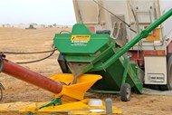 KWIK KLEEN Grain Cleaner in