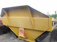 Caterpillar 740 dump bodies in