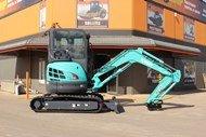 2014 Kobelco SK30SR-5 in Melton,
