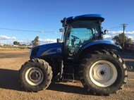 New Holland T6010 plus Tractor