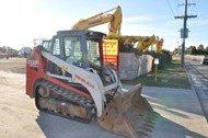2012 Takeuchi TL230 in Orange,