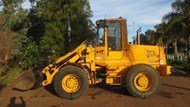 JCB 416 B-HT in Welshpool,