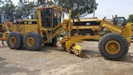 1998 Caterpillar 16H in Wallsend,