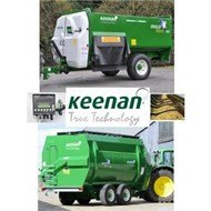 2016 Keenan Mech-Fiber Feeder in