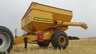 2015 Custom Grain Chaser in