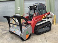 2015 Takeuchi TL12 Forestry Special