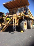2002 Caterpillar 777D in Rocklea,