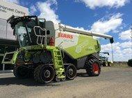 2012 Claas 750TT in Dalby,