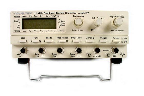 Wavetek Model 19-2MHz Sweep//Function Generator