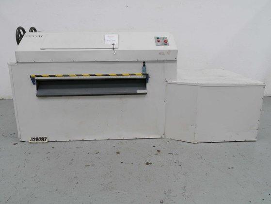 1250mm x 3mm Mechanical Levelling