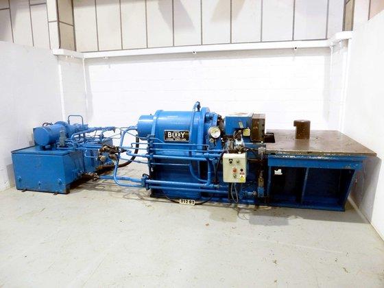 HENRY BERRY 200 ton Hydraulic