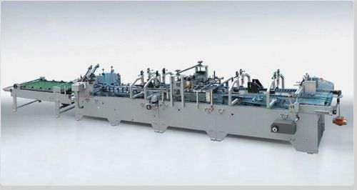 NH-580B FOLDER GLUER MACHINE in