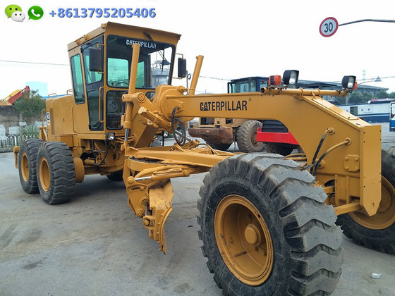 reconditioned CAT motor grader 140G for sale, cheap Japan