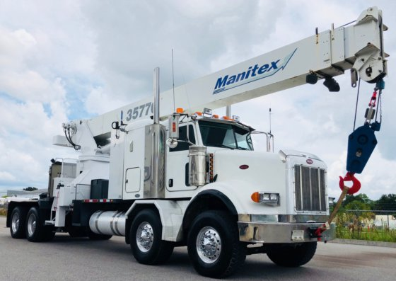Crane Truck For Sale >> Boom Trucks For Sale Manitex 3577 C Boom Truck Crane Truck For
