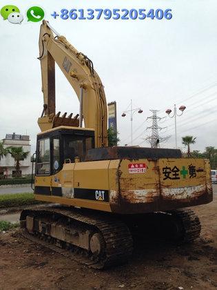Caterpillar excavator E200B at low price for sale, original Japan